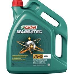 castrol magnatec 5w40 a3b4 5ltr