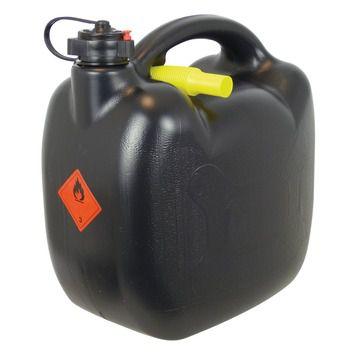 jerrycan brandstof 10ltr kunststof