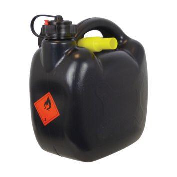 jerrycan brandstof 5ltr kunststof