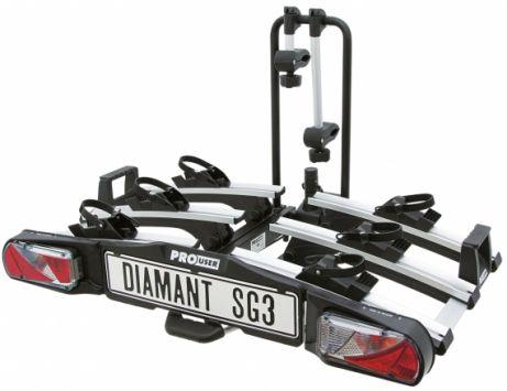 pro user bike carrier 3x ebike diamant sg3